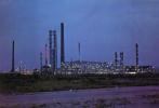 Caltex Raffinerie/Ffm., Raunheim, Um 1968 - Duitsland