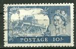 GRANDE BRETAGNE - N° YT 285 Oblit - 1952-.... (Elisabeth II.)