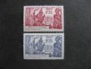 Wallis Et Futuna: TB  Paire N° 70 Et N° 71, Neufs X. Cote = 7 Euros. - Ongebruikt