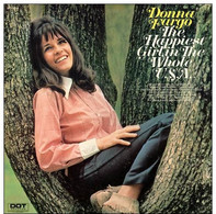 * LP *  DONNA FARGO - THE HAPPIEST GIRL IN THE WHOLE USA (USA 1972) - Country En Folk