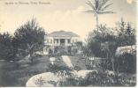 GARDEN AT WISTOWE, FLATTS, BERMUDA  OHL - Postkaarten