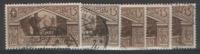 R159) V.E.III VIRGILIO 15 CENT. 1930 USATO - Usati