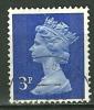 GRANDE BRETAGNE - N° YT 610 Oblit - 1952-.... (Elizabeth II)
