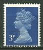 GRANDE BRETAGNE - N° YT 610a Oblit - 1952-.... (Elizabeth II)