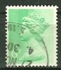 GRANDE BRETAGNE - N° YT 614 Oblit - 1952-.... (Elizabeth II)