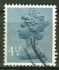 GRANDE BRETAGNE - N° YT 697 Oblit - 1952-.... (Elizabeth II)