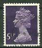 GRANDE BRETAGNE - N° YT 698a Oblit - 1952-.... (Elizabeth II)