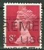 GRANDE BRETAGNE - N° YT 699a Oblit - 1952-.... (Elizabeth II)