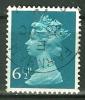 GRANDE BRETAGNE - N° YT 733 Oblit - 1952-.... (Elizabeth II)