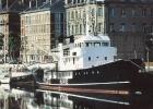 76 LE HAVRE 1986 BATEAU PILOTE GROS PLAN ED CIM ECRITE TBE - Harbour