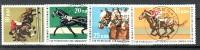 DDR Nr. 1969-72   Super Tagesstempel  (d 9977 ) Siehe Scan - Usados