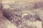 SCHAERBEEK = Episode De La Guerre De 1914 = Hôpital Militaire - Funérailles Du Sergent Hannozet - Schaarbeek - Schaerbeek