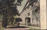 CPA - (Etats-Unis) San Jose - Entrance To College Of Notre Dame (obl.1908) (déchirure) - San Jose