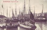 BLANKENBERGHE = Une Vue Du Port (écrite) 1908 - Blankenberge