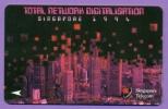 Sing  $3   * 1SNDB-B *   Total  Digital  Buildings Roses   -   T  B  E - Singapour