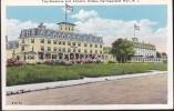 CPA - (Etats-Unis) Narragansett Pier - The Breakers And Atlantic Hotels - Etats-Unis