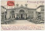Odessa Le Buffet Du Parc D Alexandre   Postally Used  Ukrania 1904 Stengel Dresde - Ukraine