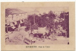Beyrouth  Place De  L Union Tramway Tram 207 Edit Nasif. S.P.C. 1918 - Liban