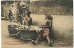 Porto Novo 3009 Fortier Marchands De Colas Femme Nue Endormie,  Grand Pli A Droite 1913 Etat - Dahomey