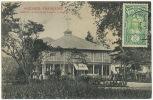 Palais Du Gouverneur A Papeete  Voyagé 1915  Homes - Polynésie Française