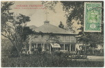 Palais Du Gouverneur A Papeete  Voyagé 1915  Homes - French Polynesia