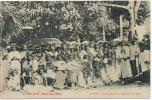 Tahiti  Upa Upa Danse Indigene A Papeete F. Homes  Accordeon - Polinesia Francese