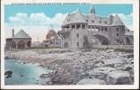 CPA - (Etats-Unis) Narragansett Pier, Old Casino Arch And Life Saving Station - Etats-Unis