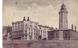 BLANKENBERGHE = Hôtel Du Phare - Carte Animée (1922) - Blankenberge