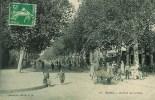 ALGERIE BLIDA Avenue De La Gare - Blida