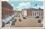 CPA - (Etats-Unis) Narragansett Pier - General View Of Business Section - Etats-Unis