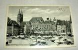 AK Nürnberg, Adolf Hitler Platz, Gelaufen1935 Mit Sonderstempel Reichsparteitag NSDAP In Nürnberg - Nürnberg