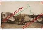AVION-NR.B2--7/6-FLUGZEUG-AVIATION-FLIEGEREI-PILOTES -Guerre14 -18-1WK.-CARTE PHOTO-FRANCE-MILITARIA- - Guerre 1914-18