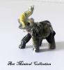 ELEPHANT EN SERPENTINE - Minerals
