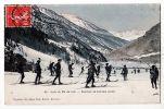 Peu Commun  ECOLE SKI 159e Chasseurs Alpins EXERCICES TERRAINS VARIES 08.09.1907 à MONTFORT Rue Guillaume St Brieuc 985 - Andere Gemeenten