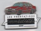 Auto BMW , Les Prestations Immédiates , En EGF , Signé Démons & Merveilles - BMW