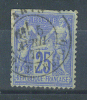 VEND N° 78b , OUTREMER SUR VERT CLAIR , COTE : 900 EUROS !!! (b) - 1876-1898 Sage (Type II)