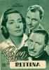"""IFK Kino 2603 """"Rosen Für Bettina"""" 1956 Willy Birgel Elisabeth Müller Ivan Desny - Zeitschriften"""