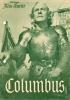 """IFK Kino 864 """"Columbus"""" 1949-1950 Fredric March Florence Eldridge Derek Bond - Zeitschriften"""