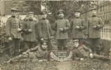 Carte Photo /  ASCHAFFENBURG /  Deutsche Soldaten - War 1914-18