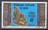 Bénin YT N°401 Musée De Porto-Novo Oblitéré ° - Benin – Dahomey (1960-...)