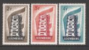 Europa 1956 Luxembourg Neuf ** - 1956