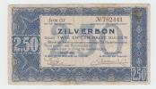 "Nethrlands 2 1/2 Gulden 1938 """"aF"""" Zilverbon  P 62 - [2] 1815-… : Regno Dei Paesi Bassi"