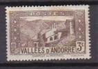 PGL C217 - ANDORRE FR Yv N°26 * - Unused Stamps