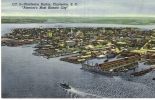 "ETATS - UNIS  - CHARLESTON  HARBOR  -  ""AMERICA' S MOST HISTORIC  CITY - Charleston"