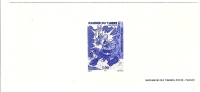 EPREUVE DE LUXE - TIMBRE YVERT N° 3225 - JOURNEE DU TIMBRE - ASTERIX - Prove Di Lusso
