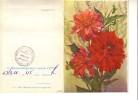 Lithuania Flowers 1979 Used Telegram Télégramme Telegramm #11703 - Lituania