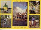 LATHUS  ST REMY--La Campagne Grandeur Nature--Vues Diverses( Voile,cyclisme VTT, équitation,escalade ) - Autres Communes