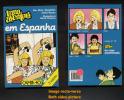 Livre Book Livro Uma Aventura Em Espanha 3ème Édition N° 37 Ouvrage En Portugais 1999 CAMINHO - Livres, BD, Revues