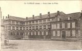 LA CAPELLE 02 SACRE COEUR ECOLE LIBRE DE FILLES - France