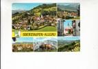B54009 Oberstaudfen Allgau Cows Vaches Used Perfect Shape - Oberstaufen